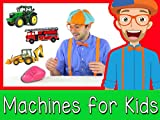 Learn Vehicles for Toddlers with Blippi - Magical Moon Rock