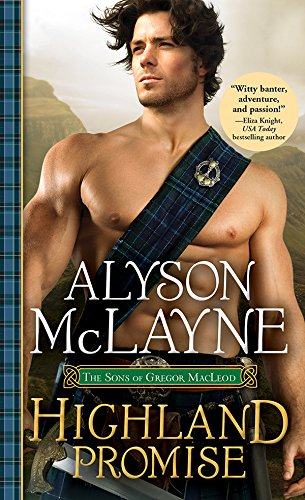 Highland Promise (The Sons of Gregor MacLeod Book 1)