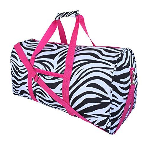 - Fashion Travel Cheer Gym Duffle Bag 21