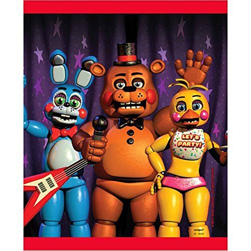 Five Nights at Freddy's Favor Bags (8ct) - http://coolthings.us
