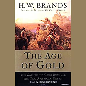 The Age of Gold Hörbuch
