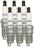ACDelco 41-110 Professional Iridium Spark Plug (6 Pack)