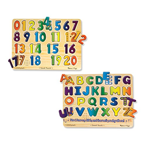 melissa and doug number puzzle - 6