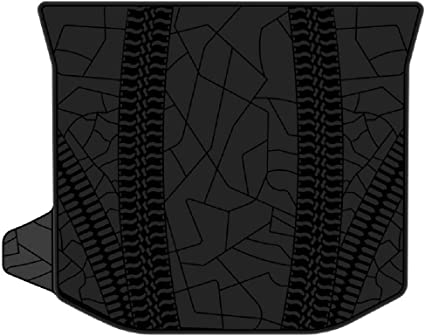 Cargo Liner Rear Cargo Tray Trunk Floor Mat Waterproof Protector for 2011-2020 Jeep Grand Cherokee by Kaungka Not Fit for Jeep Cherokee