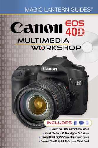 Textbook$@@ canon eos 40d guide to digital photography book 'read_onl….