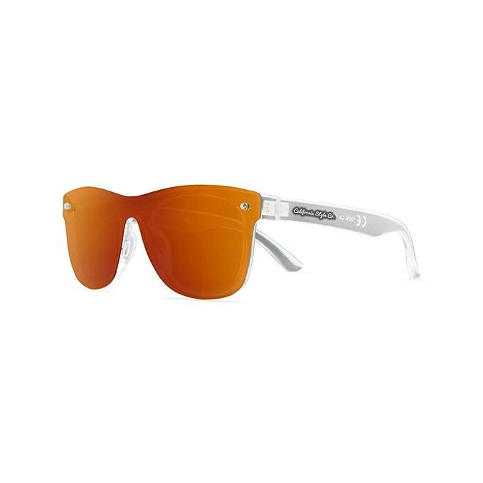California Style Co Hollywood Lights Gafas de sol Naranja ...