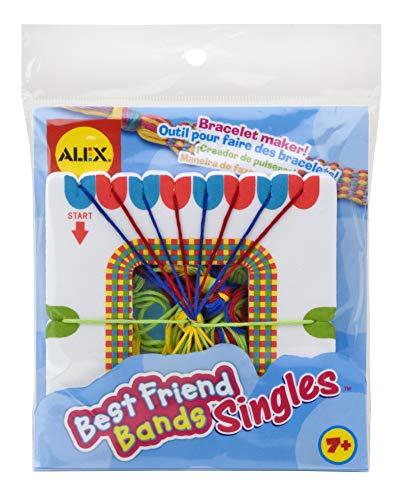 ALEX Toys Do-it-Yourself Wear Best Friend Band Singles Kit