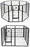 Go Pet Club Heavy Duty Pet Play and Exercise Pen