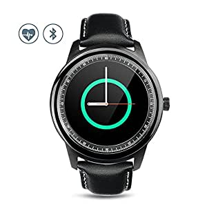 Bluetooth Smartwatch Deportivo MOREFINE Pulsera inteligente IPS ...