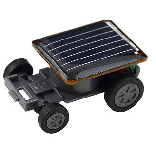 Lorsoul Kids Mini alimentata Solare Giocattolo dell'automobile dei Bambini educativi del Dispositivo Mountain Car di Compleanno Regalo di Festival