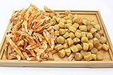 China Good Food Set-27 Dried prawns 蝦干 x Dried Medium Scallops Scallops 日本元貝 Free Airmail