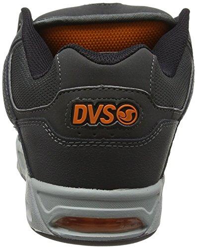 Gry Skateboarding Enduro DVS Heir Men's Gunny Polo Elan Grey Orange Shoes xqxX876Aw