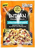 Indian Essentials Seasoning Mix, Chicken Biryani, 1.1 Ounce (Pack of 12)