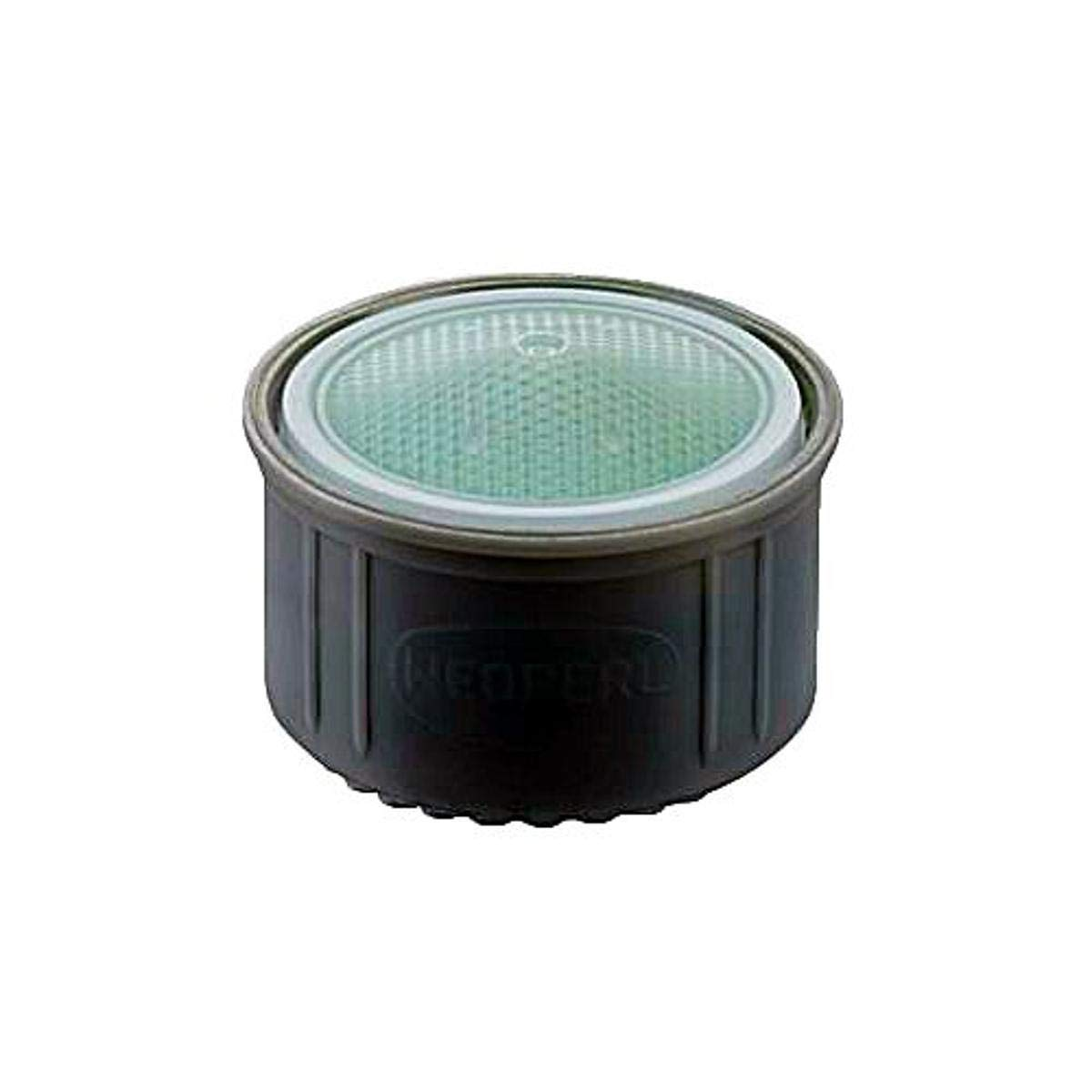 Silicone Tip Acetal 1.5 GPM No Washer Neoperl 31 7350 3 PCA Spray ITR Economy Flow Aerator Insert Pack of 6 Regular Full Coverage Rain Spray Green//Clear Dome