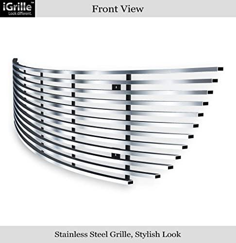 For 2010-2012 Mazda CX-7 CX7 Bumper Stainless Steel Billet Grille Grill Insert