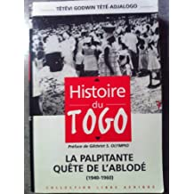 Histoire du togo