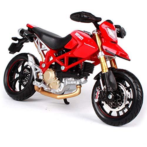 - GreenSun 1:18 Ducati Hypermotard Motorcycle Bike DIECAST Model Toy in Box 07084
