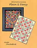 img - for Pennsylvania Plain & Fancy, Patterns and Special Techniques for Quilting book / textbook / text book