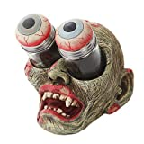 zombie salt and pepper set - Undead Zombie With Gouging Eyes Salt Pepper Shaker Holder Figurine by ATL