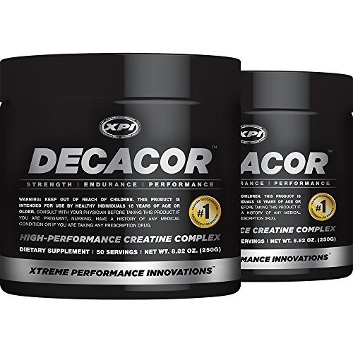 Decacor Creatine 2 Pack