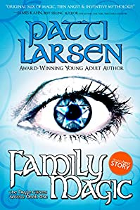 Family Magic by Patti Larsen ebook deal