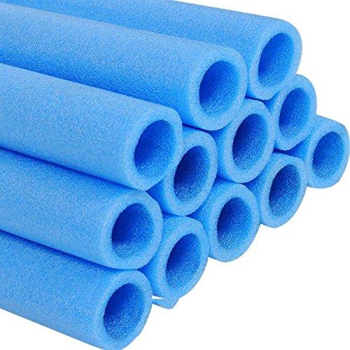 """33"""" Trampoline Pole Foam Sleeves Fit for 1.1"""" Diam. Pole 16-piece"""