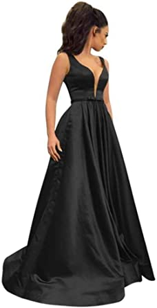 Topashe Womens Chiffon One Shoulder Bridesmaid Dresses Long Evening Gown
