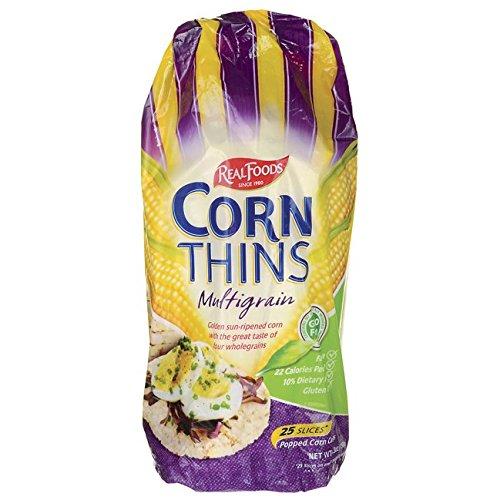 Amazon Real Foods Multigrain Corn Thins 55 Oz
