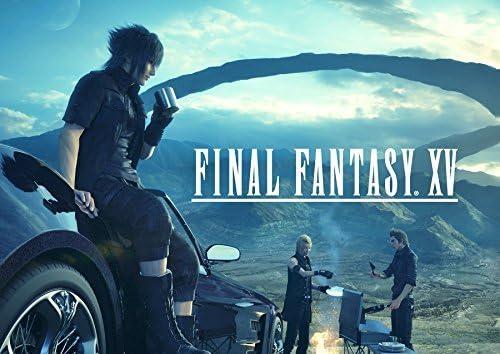 Final Fantasy XV Poster by Final Fantasy XV: Amazon.es: Videojuegos