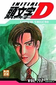 Initial D, tome 17 par Shûichi Shigeno