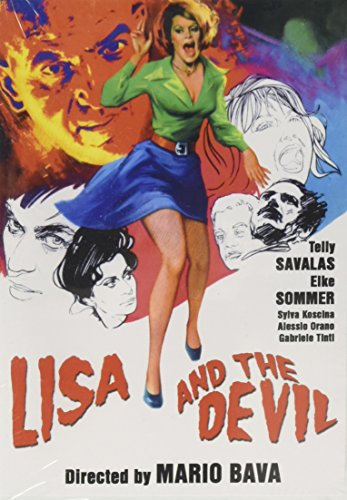 DVD : Lisa And The Devil (DVD)