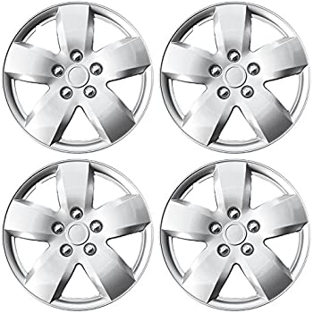 Amazon Com 15 Inch Hubcaps Best For 2007 2008 Nissan Altima