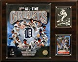 MLB Detroit Tigers All -Time Great Photo Plaque