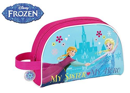 Die Eiskönigin Disney Tasche Handtasche Schminktasche case 28 x 18 x 10 (63)
