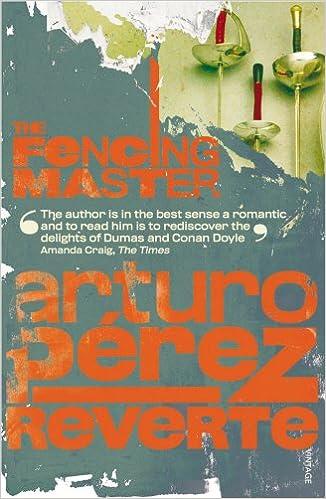 The Fencing Master: Amazon.es: Arturo Peréz-Reverte ...