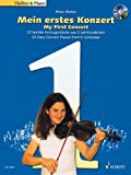 My First Concert - for Violin and Piano, Peter Mohrs, 3795747201
