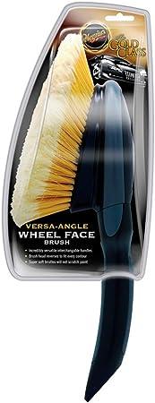 Meguiars X1025eu Versa Angle Wheel Face Brush Felgenreinigungsbürste Auto