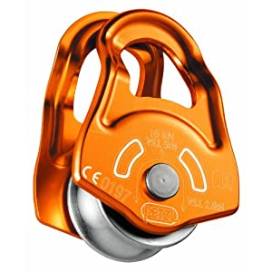Petzl MOBILE, Versatile Ultracompact Pulley