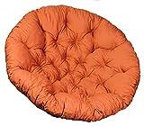 SEAT CUSHION FOR Papasan Chair Replacement Cushion Papasan D 130 cm
