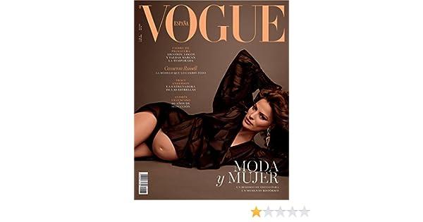 Vogue España. Marzo 2018 - Número 360: Amazon.es: Ediciones Conde Nast, Ediciones Conde Nast: Libros