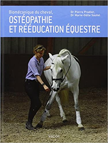 biomecanique du cheval osteopathie et reeducation equestre