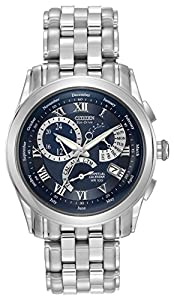 Citizen Men's Eco-Drive Calibre 8700 Perpetual Calendar Watch BL8000-54L
