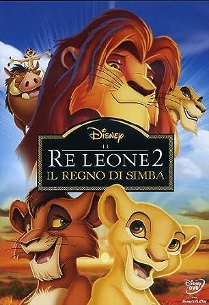 Il re leone 2: il regno di simba: amazon.it: cartoni animati: film e tv