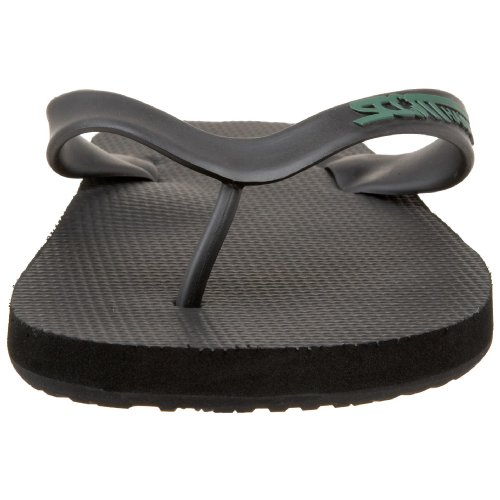 Scott Hawaii Mens Holo Flip Flop Nero