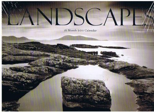 LANDSCAPES 2010 CALENDAR BY STUDIO 18