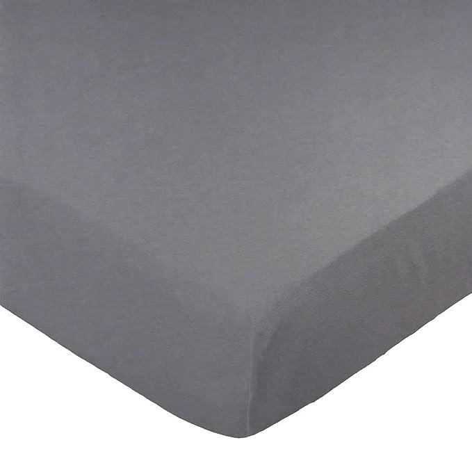 Bailey Swift Cotton Blend  Fitted Sheet 2 piece transverse bolster sheet