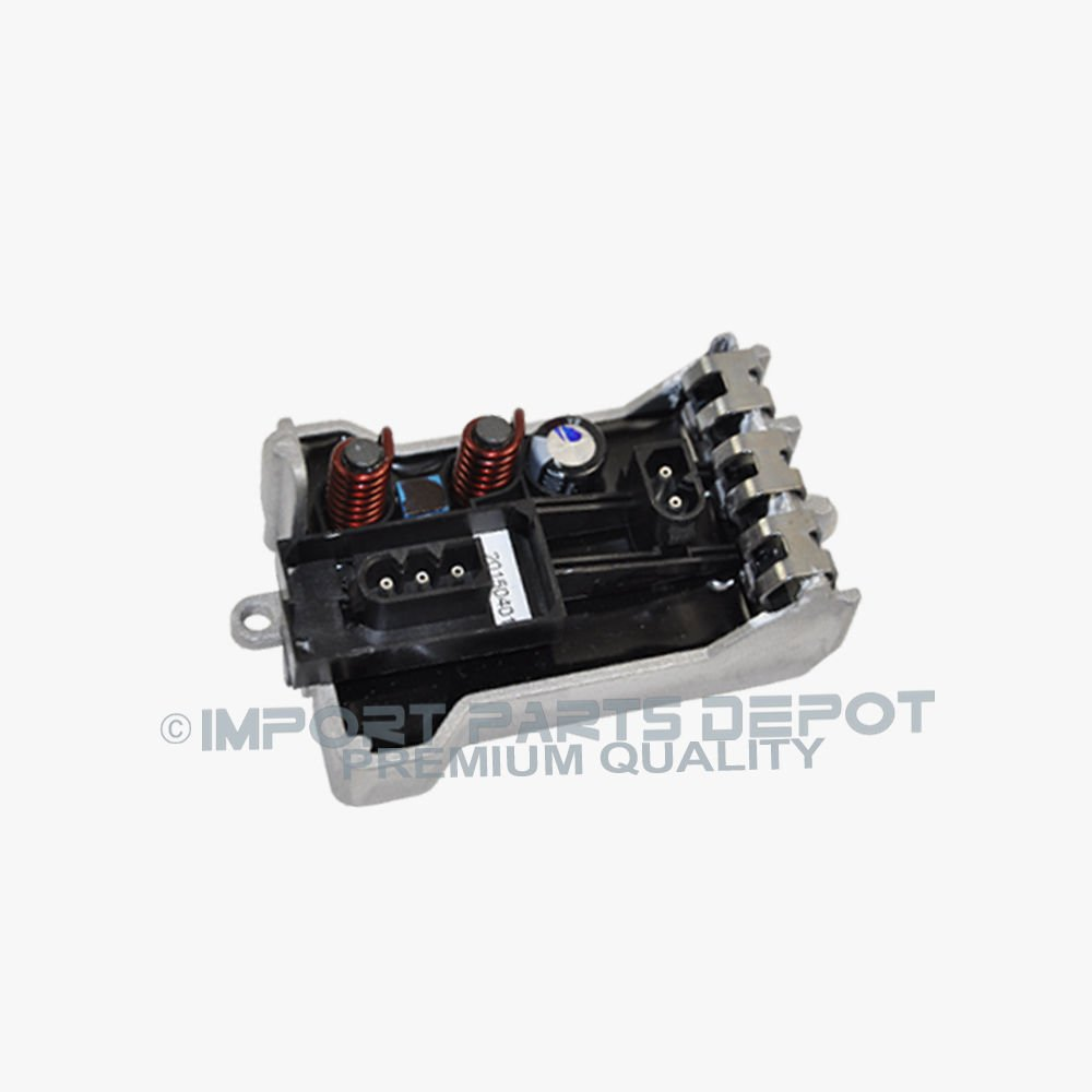 AC Blower Regulator Resistor for BMW 745i 745Li 750i 750Li 760i 760Li Premium