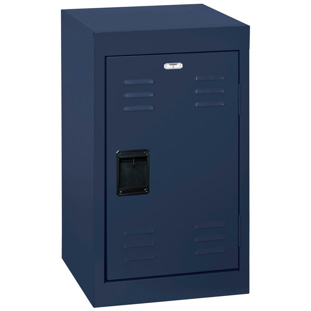 Sandusky Lee Kids Locker, LF1B151524-A6 Single Tier Welded Steel Locker, 24''