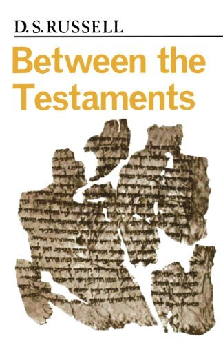 Between the Testaments Pp by [Russell, D. S.]