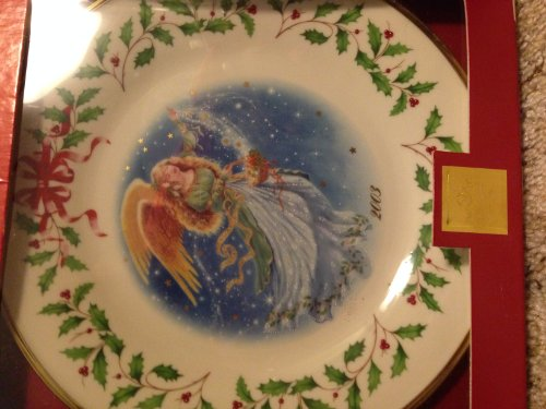 Lenox 2003 Home for the Holidays Collector Plate
